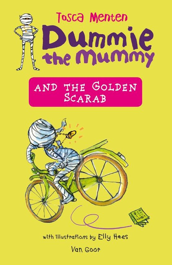 Dummie the Mummy and the Golden Scarab