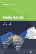 Prisma woordenboek Nederlands-Duits | auteur onbekend |