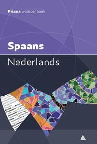 Prisma woordenboek Spaans-Nederlands | Vosters |
