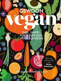 Gewoon vegan | Alexandra Penrhyn Lowe |
