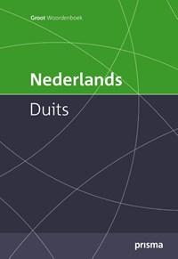 Prisma groot woordenboek Nederlands-Duits | Katja Zaich ; A. Quak |