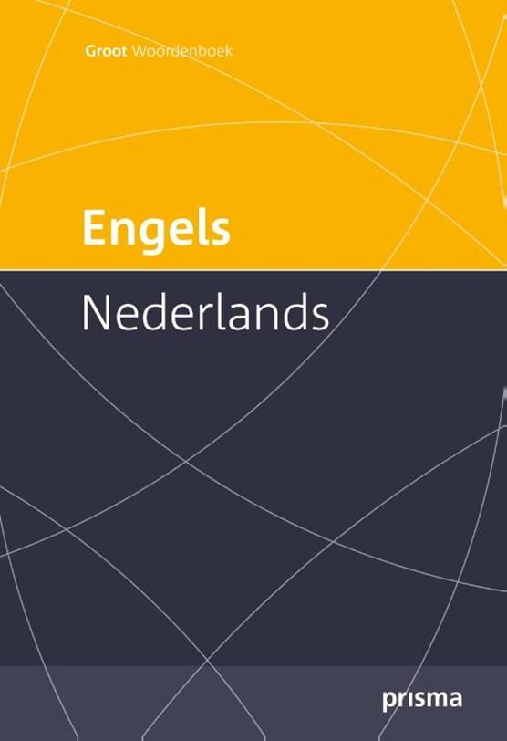 Prisma groot woordenboek Engels-Nederlands