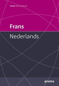 Prisma groot woordenboek Frans-Nederlands | Francine Melka |