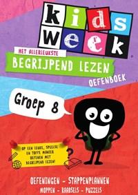 Het allerleukste begrijpend lezen oefenboek   Kidsweek  