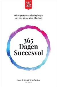 365 dagen succesvol   David de Kock ; Arjan Vergeer  