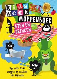 Moppenboek eten en drinken | auteur onbekend |