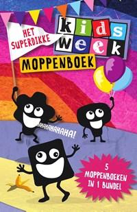 Het superdikke Kidsweek moppenboek | Kidsweek |