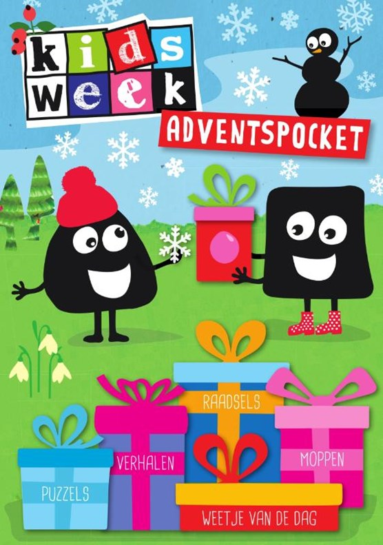 Kidsweek Adventspocket