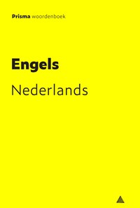 Prisma woordenboek Engels-Nederlands | auteur onbekend |