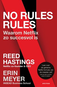 No rules rules | Reed Hastings |