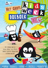 Het grote Kidsweek doeboek 6 | Kidsweek |