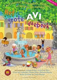 Het grote AVI doeboek deel 4 | auteur onbekend |