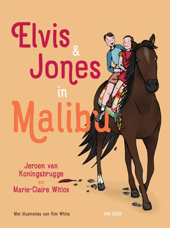 Elvis & Jones in Malibu