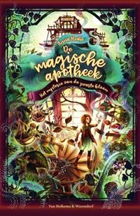 De magische apotheek – Het mysterie van de zwarte bloem | Anna Ruhe |