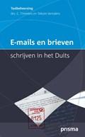 E-mails en brieven schrijven in het Duits | C. Timmers |