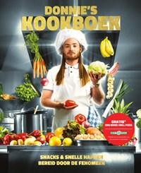 Donnie's kookboek   Rapper Donnie  