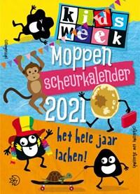 Kidsweek moppenscheurkalender 2021 | auteur onbekend |