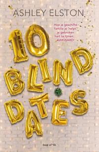 10 blind dates | Ashley Elston |