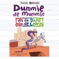Dummie de mummie en de dans van de cobra   Tosca Menten  