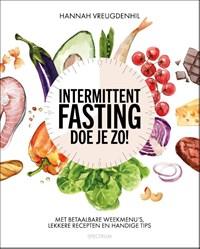 Intermittent fasting - doe je zo | Hannah Vreugdenhil |