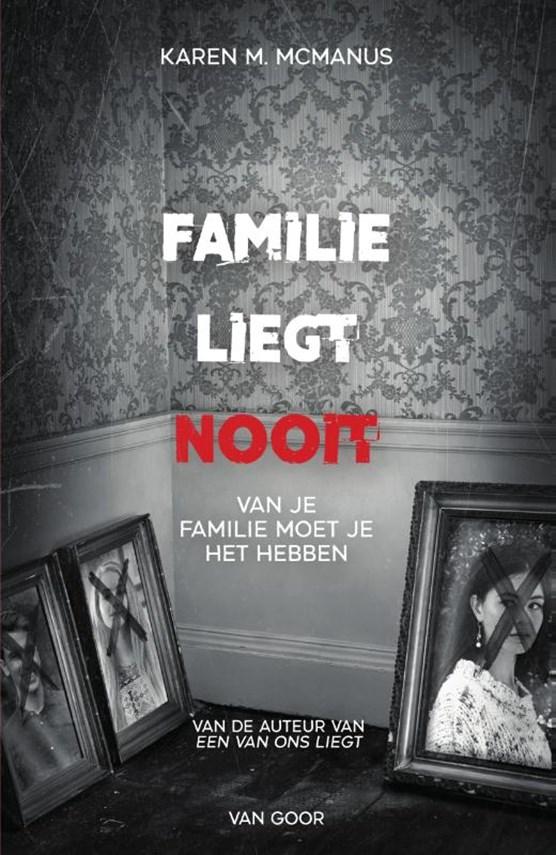 Familie liegt nooit