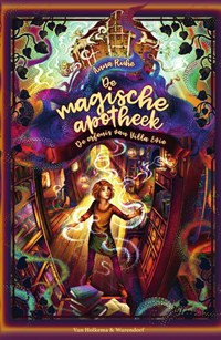 De magische apotheek - De erfenis van Villa Evie | Anna Ruhe |