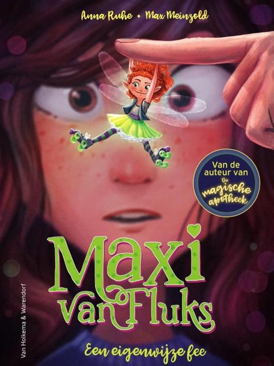 Maxi van Flieder - Een eigenwijze fee