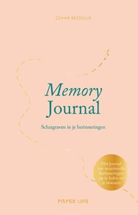 Memory Journal | Gemma Broekhuis |