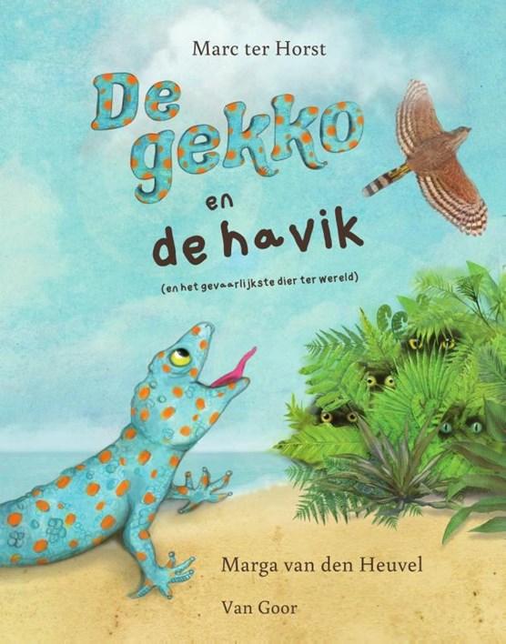 De gekko en de havik