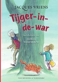 Tijger-in-de-war | Jacques Vriens |