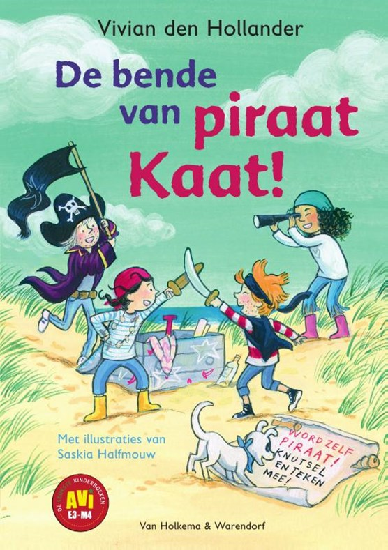 De bende van piraat Kaat!