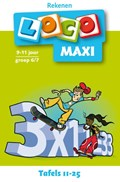 Maxi Loco Tafels 11-25   auteur onbekend  