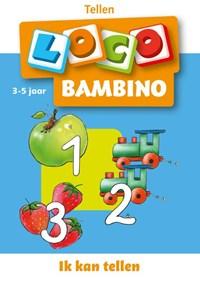 Bambino Loco 3-5 jaar ik kan tellen | auteur onbekend |