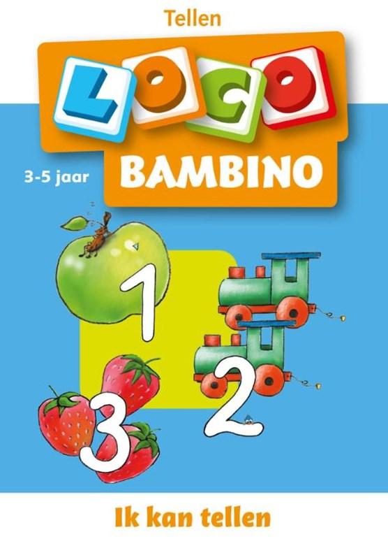 Bambino Loco 3-5 jaar ik kan tellen