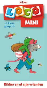Mini loco 1 Kikker en al z'n vriendjes   auteur onbekend  