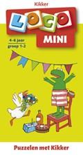 Mini Loco 2 Kikker en al z'n vriendjes | auteur onbekend |