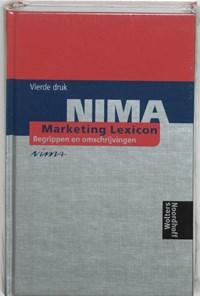 NIMA marketing lexicon   E. Waarts ; E. Peelen ; J.M.D. Koster  