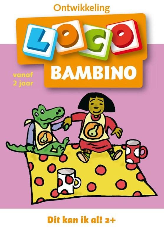 Bambino loco 1 2-4 jaar Dit kan ik al