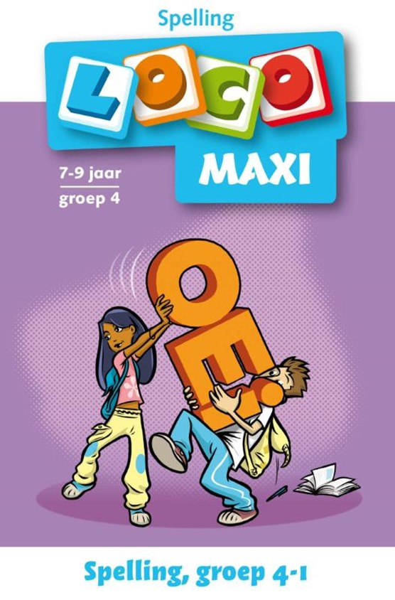 Maxi Loco 1 Spelling groep 4