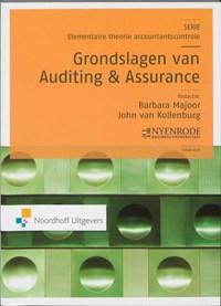 Grondslagen van Auditing en Assurance   Barbara Majoor ; John van Kollenburg  