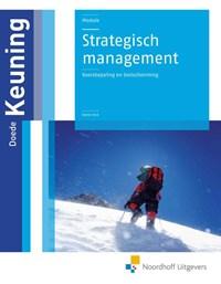 Strategisch management   Doede Keuning  