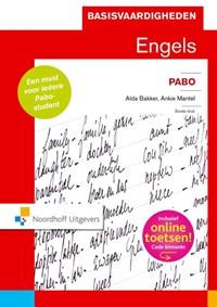 Basisvaardigheden Engels voor de Pabo   Alda Bakker ; Ankie Mantel  