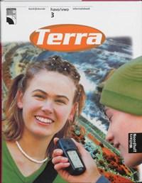 Terra / 3 havo/vwo / deel Informatieboek | D. Ariaens & Kunnen, L. / Remmers-Kamp, J. |