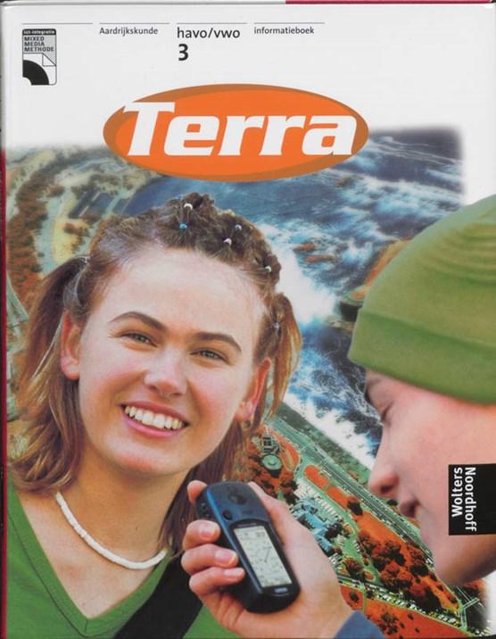 Terra / 3 havo/vwo / deel Informatieboek