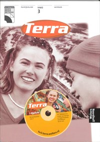 Terra / Vwo 3 / deel Werkboek | D. Ariaens & Kunnen, L. / Remmers-Kamp, J. |