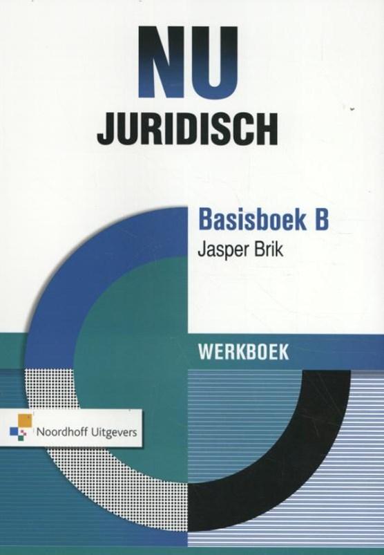 NU Juridisch basisboek B Werkboek