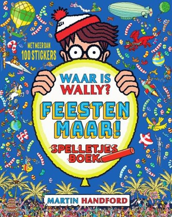 Waar is Wally ? Feesten maar !