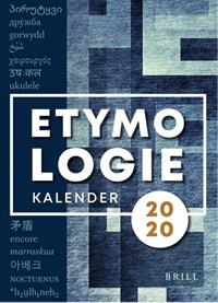 Etymologiekalender | auteur onbekend |