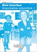 New Interface Blue label - Grammatica scheurblok 1 set ? 5 ex / deel Grammatica scheurblok 1   auteur onbekend  