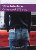 New Interface 5/6 VWO Coursebook   A. Cornford ; A. Smits ; Sandra van de Ven  